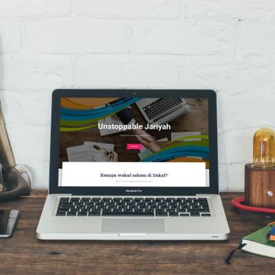 fidznet-portfolio-dana-wakaf-indonesia-web