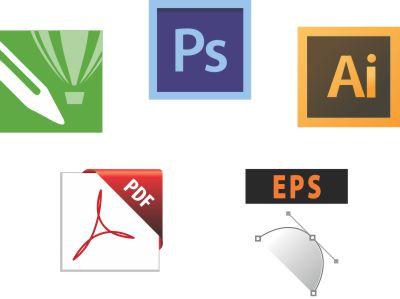 fidznet logo corel pdf ai ps eps